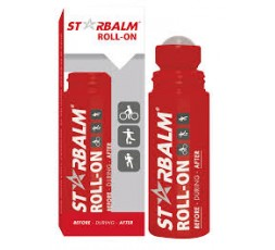 STARBALM ROLL ON CHAUFFANT 75ml
