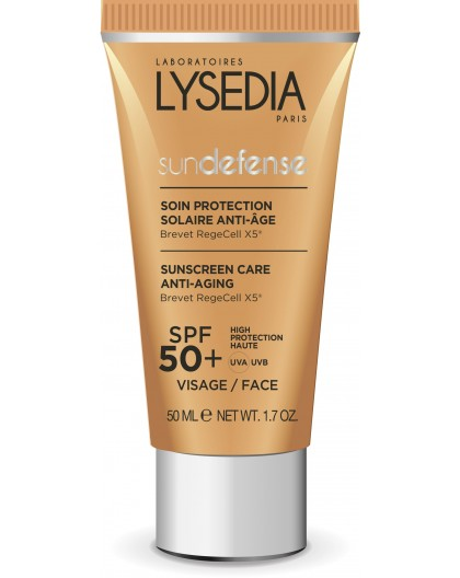 PROTECTION SOLAIRE ANTI AGE 50+ 50ML