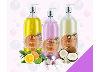 Shower Gel & Oils